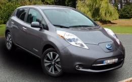Nissan Leaf 24kwh de 2012