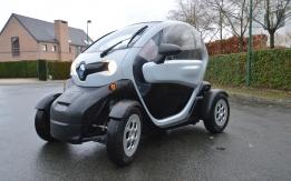 Renault TWIZY 80 - 8 kW (11 CH)